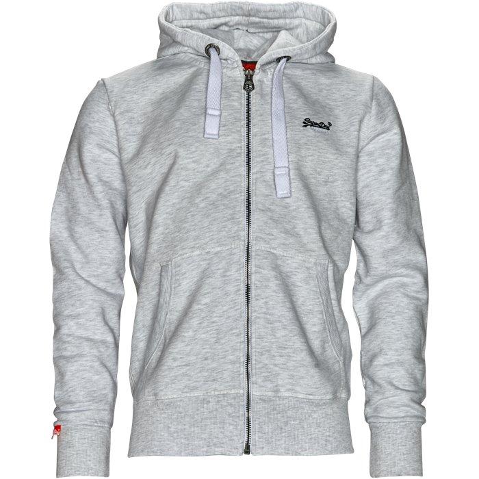 M20000NS Sweatshirt - Sweatshirts - Regular - Hvid